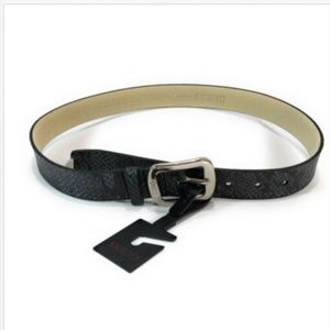 GUESS Men's Genuine Leather Belt Small937035A 36in